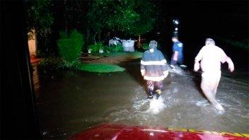 Inundaciones: Planifican obras complementarias para Irazusta