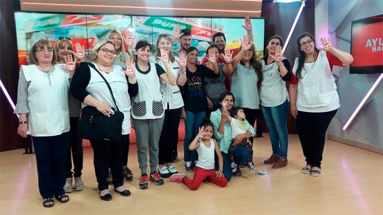 Ropero solidario: Cómo colaborar con escuelas beneficiarias de Once por Todos