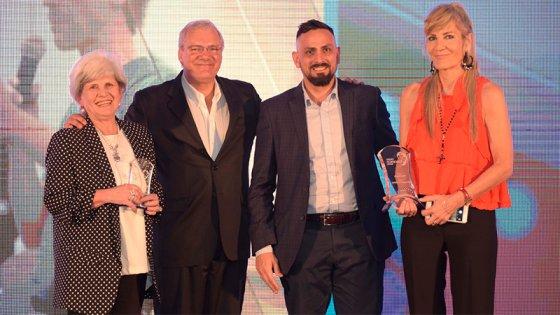 Las Fundaciones Grupo Petersen fueron distinguidas con el Premio Conciencia