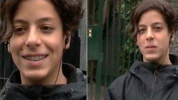 Internaron de urgencia a Máximo, el hijo de Carlos Menem y Cecilia Bolocco