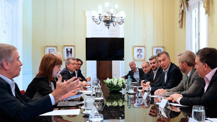 Para Macri, el presupuesto pondrá