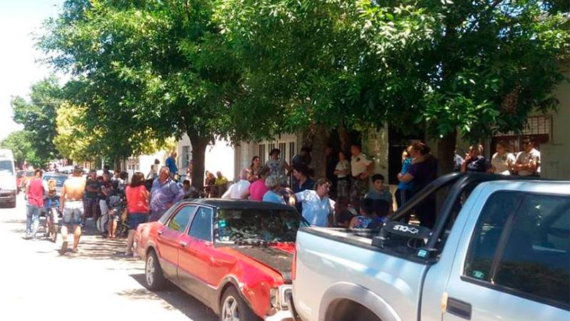 Masacre en Buenos Aires: Las víctimas son sus hijos, su ex mujer y otro hombre