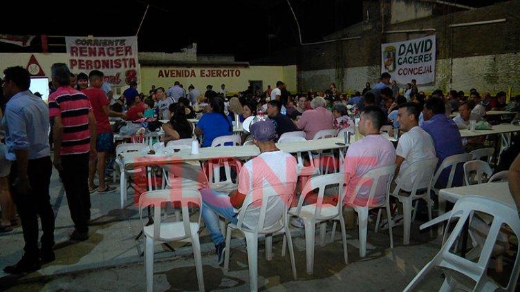 En Paraná celebraron el Día del Militante Peronista