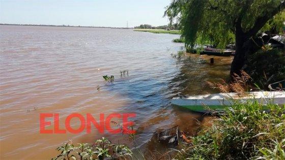 Lluvias y creciente: Decenas de pescadores perdieron sus elementos de trabajo