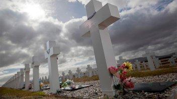 Identificaron los restos de otros dos soldados argentinos en Malvinas