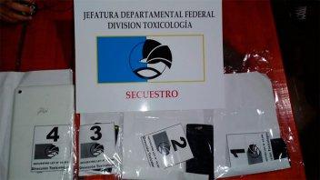 Un detenido y 17 identificados en un operativo por narcomenudeo
