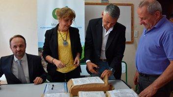 Construirán la residencia de varones para la escuela agrotécnica de Las Tunas