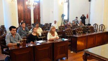 La sesión del Concejo Deliberante no pudo continuar por falta de quórum
