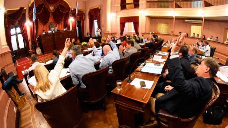 Media sanción para el Proyecto de Presupuesto 2019