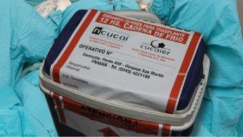 Una ablación de órganos en Paraná permite que siete personas sean trasplantadas