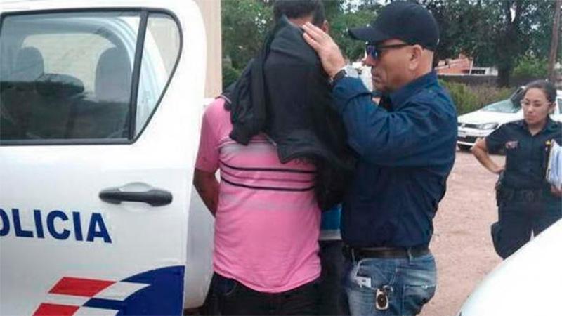 Detuvieron a dos hombres que habrían violado a su sobrinita huérfana