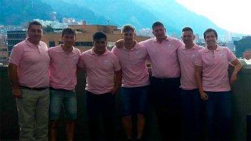 Siete empleados de Molinos San José se capacitan en Colombia