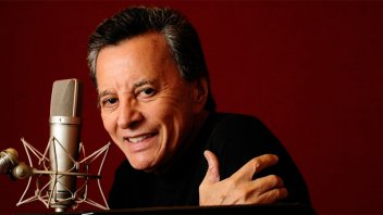 Palito Ortega lanzó un nuevo disco