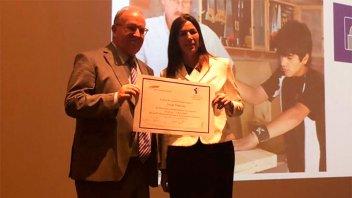 Fundaciones Grupo Petersen distinguidas con el Premio al Emprendedor Solidario