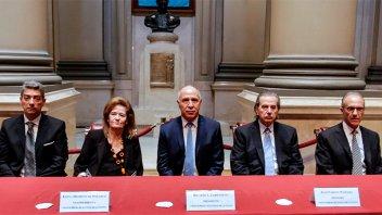 La Corte Suprema ordena restituir $15.000 millones de coparticipación a San Luis