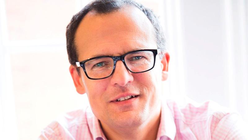 Oliver Plunkett, el CEO de la compañía Ocean Infinity.