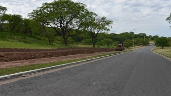Cinco empresas presentaron ofertas para obras en el Parque Varisco