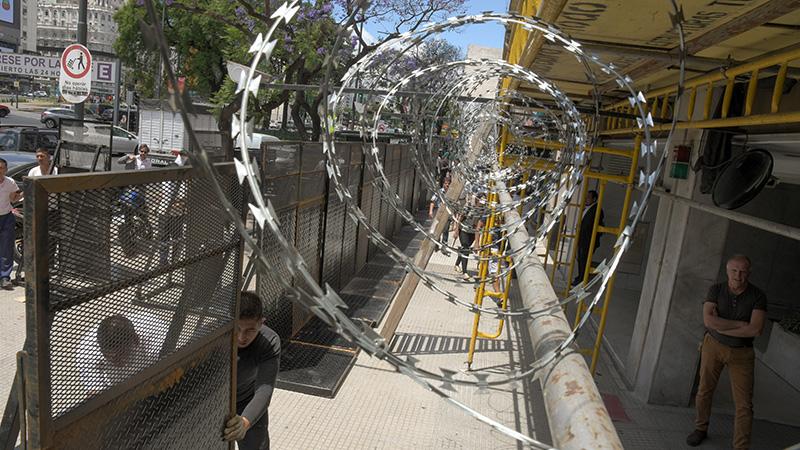 Buenos Aires luce blindada por el G20