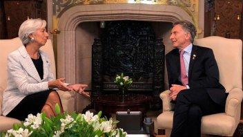 Argentina deberá devolverle US$ 45.000 millones al FMI en 2022 y 2023