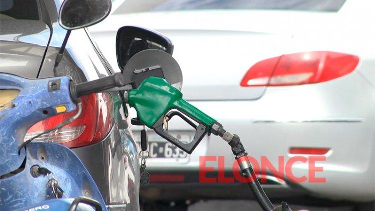 Los precios de las naftas volverían a subir el próximo lunes