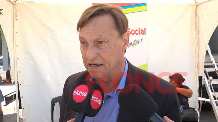 El Municipio informó sobre el estado de salud del intendente Varisco