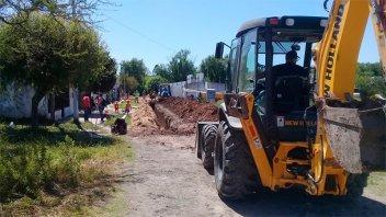 Proyectan renovar la Planta de Tratamiento del barrio 101 Viviendas