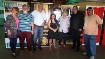 Se presentó el festival Internacional de Cine de Paraná
