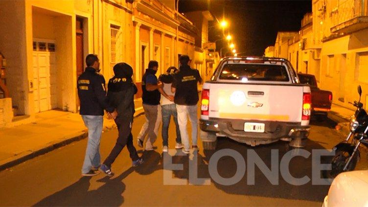 Dictaron preventiva para los detenidos por el crimen del empresario paranaense