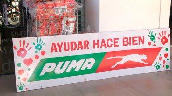 Estación de servicio Puma recibirá donaciones para Once por Todos