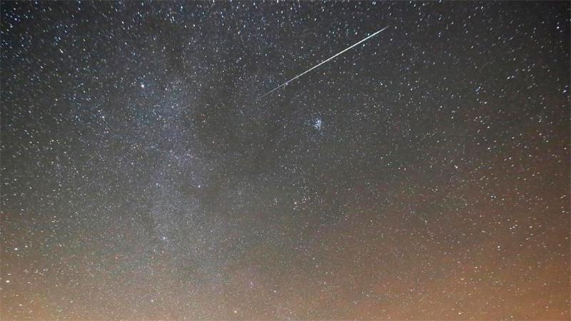 """Durante estas noches se produce la mayor """"lluvia"""" de estrellas del año"""