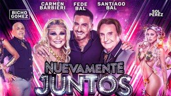 Demasiado retocada: ¿Es Carmen Barbieri o la Bomba Tucumana?