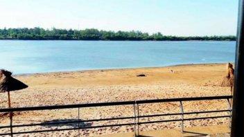 Encontraron el cuerpo de una mujer en una playa de Concordia