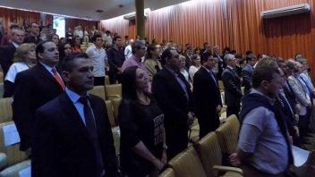 Reconocieron a médicos del Departamento Paraná con 25 y 50 años de profesión