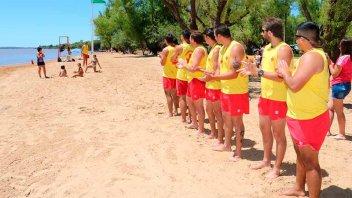 San José inauguró la temporada con la habilitación de la playa