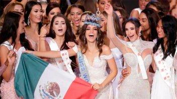 No pudo ser para la entrerriana Victoria Soto en el certamen de Miss Mundo