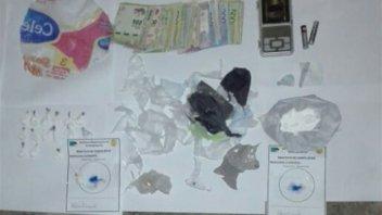 Allanamientos simultáneos: 13 detenidos, secuestro de droga y elementos