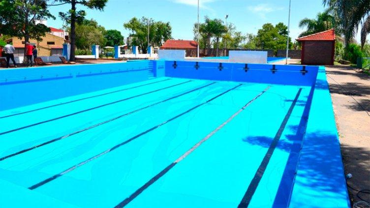 El Centro Deportivo Municipal abre la temporada de piletas