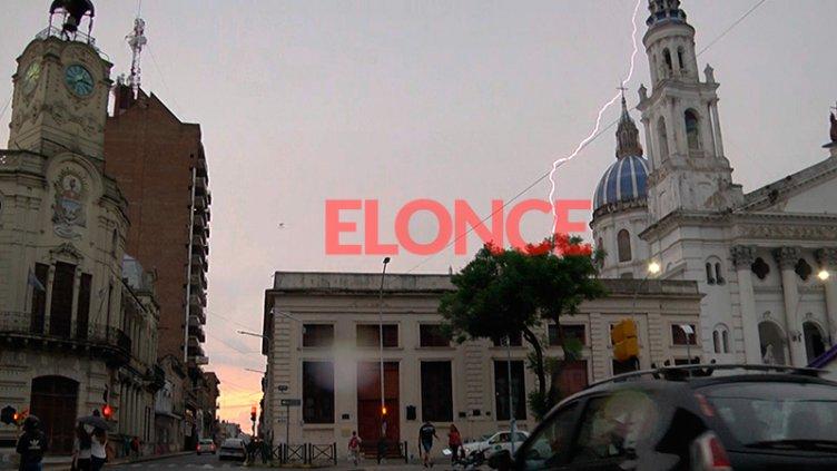 Renovaron el alerta por fuertes tormentas para Entre Ríos