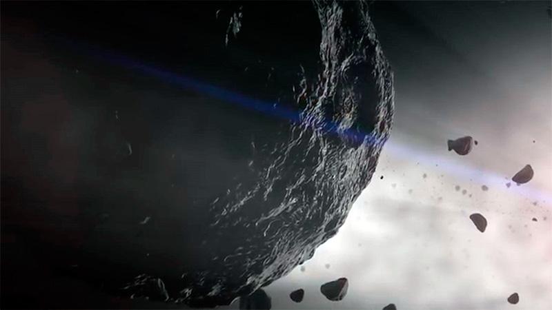 La NASA encuentra agua en el asteroide Bennu — Increíble descubrimiento