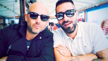 José María Muscari confirmó que se separó de su novio