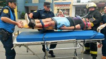 Harán un simulacro de víctimas múltiples durante una noche del Carnaval del País