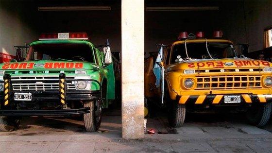 Robaron en el cuartel de Bomberos de La Paz mientras ayudaban por el temporal