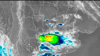 Renovaron alerta por tormentas fuertes: Cuándo mejoraría el tiempo