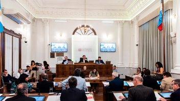 Senado le dio sanción definitiva al proyecto de presupuesto para el año 2019