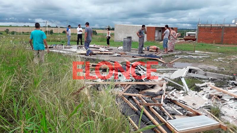 Explican por qué las tormentas causaron tantos daños en Entre Ríos
