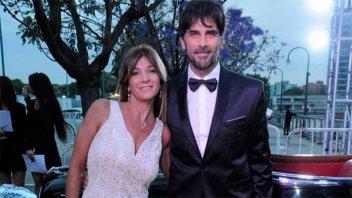 Juan Darthés evalúa irse a vivir a otro país junto a su esposa