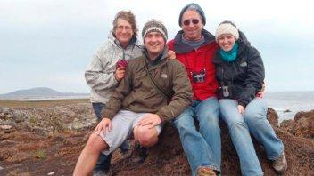 Polémica: Una familia de Gales vende una isla de las Malvinas
