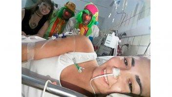 Joven que sufrió gravísimo siniestro continúa su recuperación: