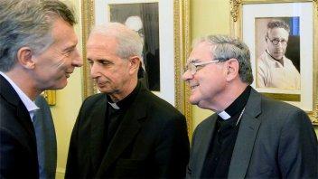 En medio de la preocupación por la situación social, Macri recibirá a la Iglesia
