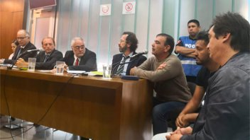 Causa contratos: Preventiva para Aguilera y Almada; Cardoso con domiciliaria